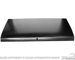 64-66 Coupe/Convertable Trunk Lid