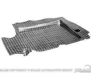 64-66 Heavy Duty Rubber Mat (Plaid)