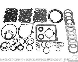 64-69 Transmission Overhaul Kit (C4)