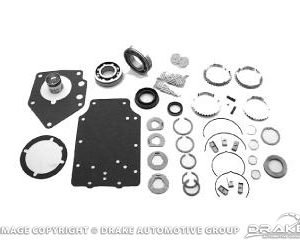 64-73 Manual Transmisison Master Rebuild Kit (8 Cylinder 4 speed Toploader (Except 427,428, 429))