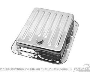 64-73 Chrome Transmission Pan (C-4 transmission)