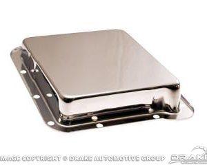 64-73 C4 Transmission Pan (Chrome)