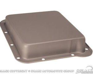 64-73 Transmission Pan (Natural Gray)