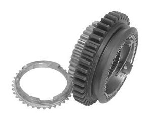 3 Speed Transmission ((64-73 8 Cylinder 1st/Reverse Synchro with reverse gear, 67-73 6 Cylinder))