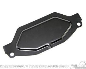 66-70 C6 Transmission Inspection Plate