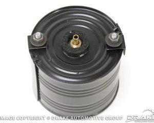 67-9 Tilt Away Steering Vacuum Canister