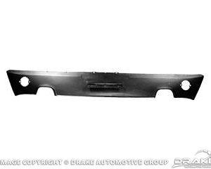 67-68 GT Rear Valance