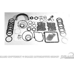 67 Automatic Transmission Master Rebuild Kit (C6)
