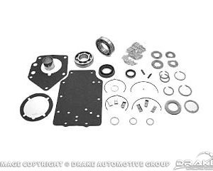 64-73 Manual Transmission Overhaul Kit (V8, 4 speed, Toploader, Except 427-428-429)