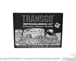 67-9 Performance Reprogramming Shift Kits (C4 Select-o-matic)