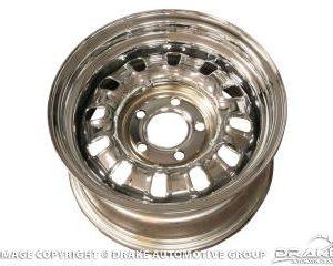 "Styled Steel Rim (14""x7"" Chrome)"