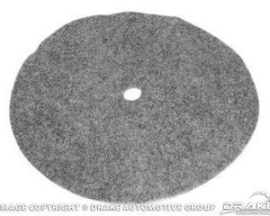 69-73 Spare Tire Jack pad