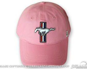 Mustang gt hat (pink)