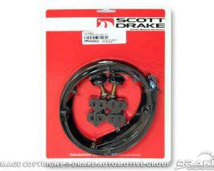 65-66 Under Hood Seal Kit