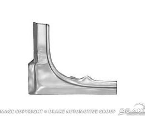 64-66 Trunk Rear Corners (LH)