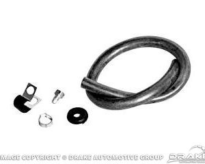 64-70 Rear End Vent Hose Kit