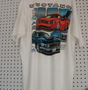 Mustang Evolution T-Shirt (L)