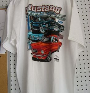 Mustang Classic Ford T-Shirt (L)