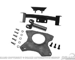 65-6 T-5 Conversion Kit (Original Bell Housing Fits 289,302)
