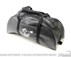 Large Tote Bag (Black with Emblem)