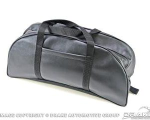 Tote Bag (Black, No Emblem, Large)