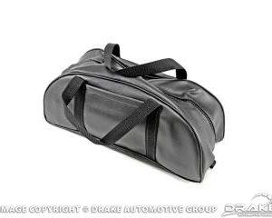 Tote Bag (Black, No Emblem, Small)