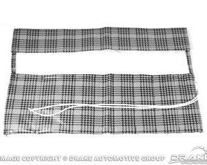 64-73 Tool Kit Bag (Plaid)