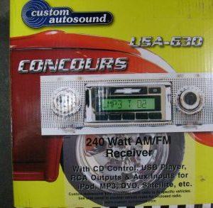 67-73 Mustang Radio