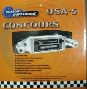 64-66 Mustang Cassette