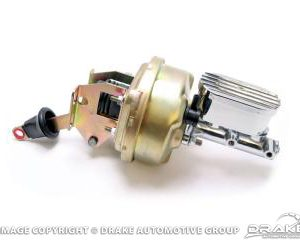 64-66 Power Brake Conversion (4 wheel disc, Manual)