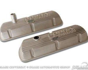 1965 Cobra open letter valve covers