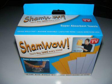 16 Shamwow pack