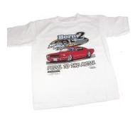 """Born 2 Cruz"" Kids Shirt (Small 6-8)"