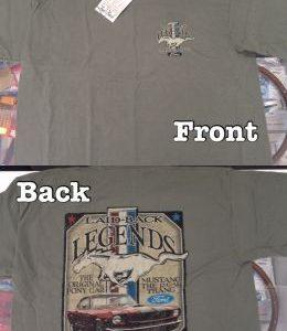 Laid Back Legends Mustang T-Shirt