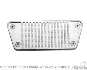 64-67 Billet Brake Pedal Cover (Auto)