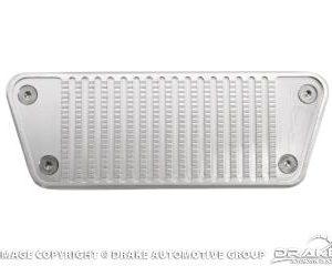 68-73 Billet Brake Pedal Cover (Auto)