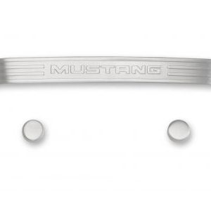 Aluminum Mustang Logo Map light Accent without Active Anti-theft