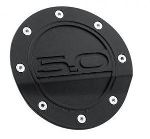 5.0 Comp Series Fuel Door - Black