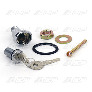 Trunk Lock Cylinder & Sleeve KIT