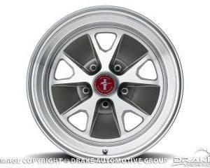 Legendary Styled Mustang aluminum Wheel 15 x 7