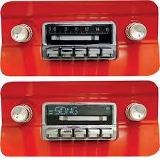 64-66 SLIDEBAR RADIO